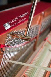Klavierstimmer Klavier stimmen