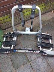 Kupplungs Fahrradträger für 2 Elektro