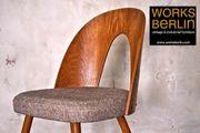2er Set vintage dining Stühle