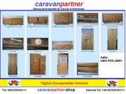 Möbel-Posten für Selbstausbau gebraucht Wohnmobil