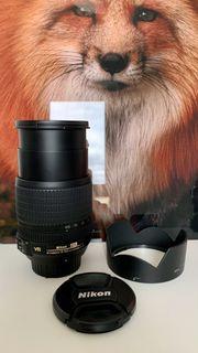 Nikon AF-S DX NIKKOR 18-105