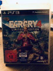 FACRY 4 PS3