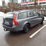 Verkaufe Volvo V50 S Benziner