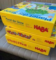 Haba Spiel 3 verschiedene