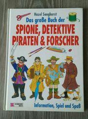 Buch Spione Detektive Piraten Forscher