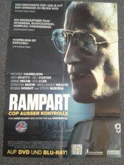 Rampart Orginal Film Plakat A1