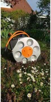 Rotoroll Automatic 20m Gartenschlauch-Aufroller