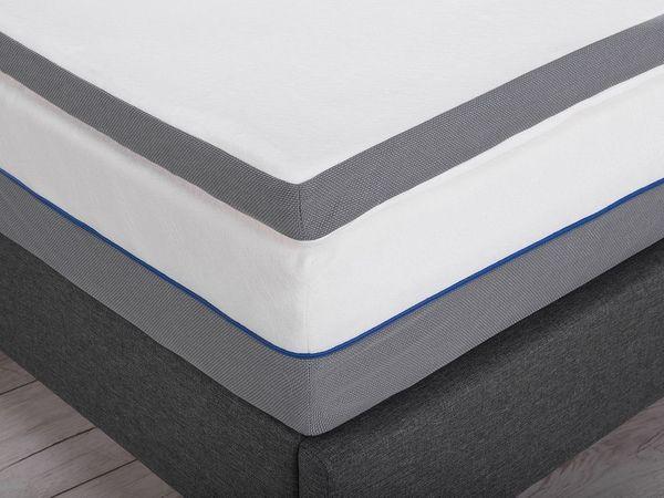 Matratzen-Topper Memory Foam 140 x