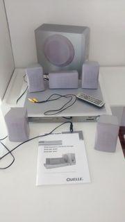 Universum DVD-Heimkino-System-Anlage DVD-DR 3047