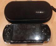 PSP Playstation Portable 1004 Schwarz
