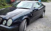 Verkaufe Mercedes CLK 200