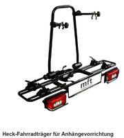 MFT MultiCargo Anhängekupplungs-Fahrradheckträger