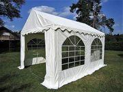 4x4m Partyzelt Pavillon Gartenzelt Corona