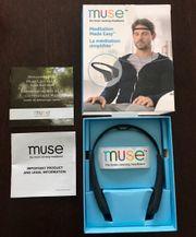 Muse - the brain sensing headband -