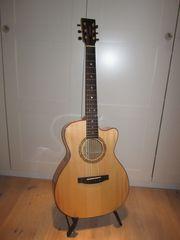 Lakewood M- 35 CP Westerngitarre