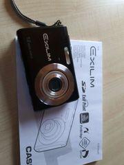 Casio EX-Z70 Exilim - Digitalkamera mit