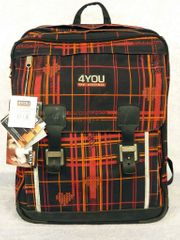 4YOU - The Original - Schulrucksack Advance -