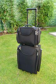 Trolley Beauty-Case Handgepäck-Set Bordgepäck Kabinengepäck