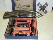 Uhrwerk-Eisenbahn