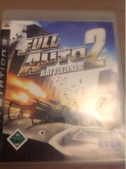 Full Auto Battlelines für PlayStation