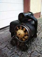 Trabantmotor 601 mit Hycomatkupplung