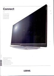Loewe-Anleitung Handbuch TV Connect 55
