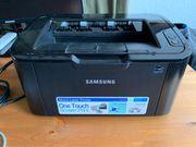 Laser Drucker Samsung ML-1675 schwarz