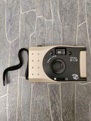 Kleine leichte analoge 35mm Kamera