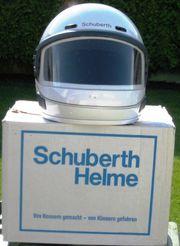 Motorradhelm Schuberth Integralhelm Super Visor