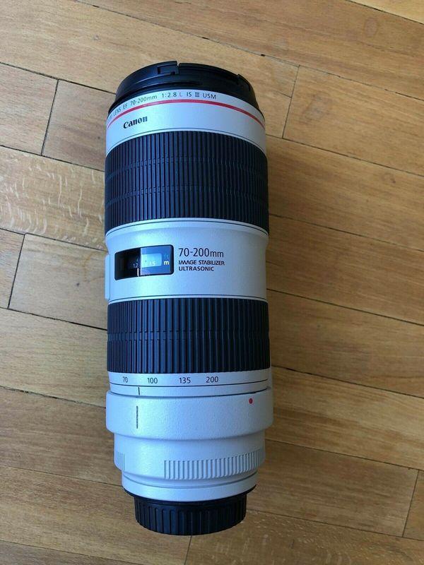 EF 70-200mm f 2 8L