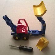 Lego Duplo Toolo Bagger