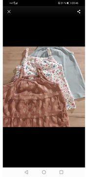 Baby Sommerkleider Gr 56