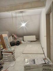 Trockenbau laminate und möbelmontag
