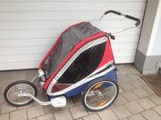 Fahrrad Anhänger Chariot für 2
