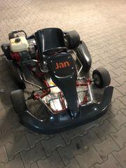 Kart Honda GX 200