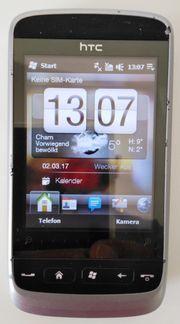 Windows Phone HTC Touch2