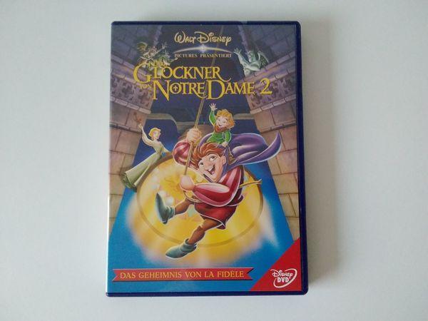 DVD - Disney Der Glöckner von