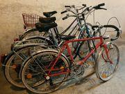 3 Damenräder 1 Jugend Rennrad