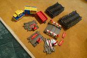 Lego-Eisenbahn 42-teilig