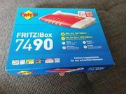 FRITZ Box 7490 neu