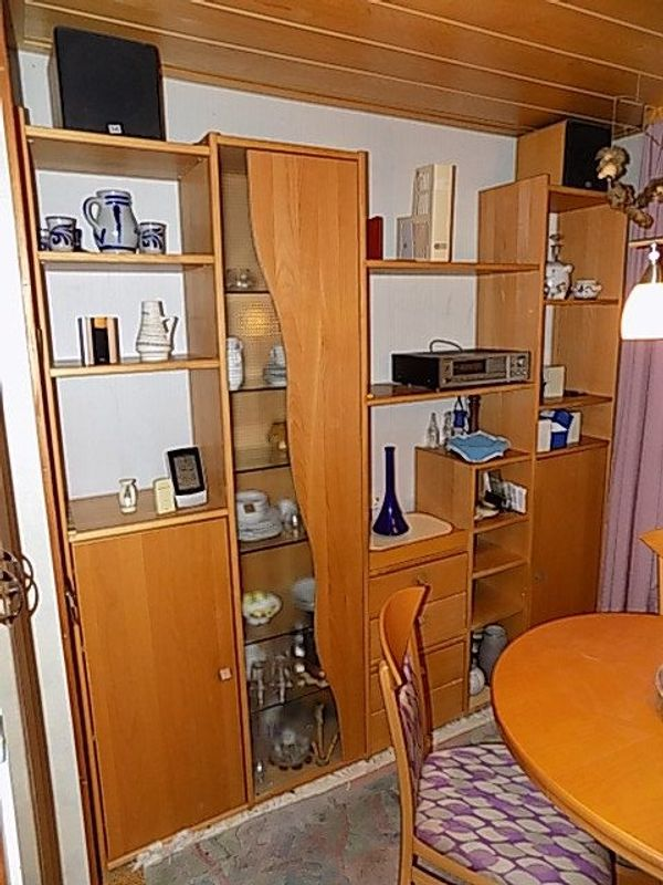 Wohnzimmerschrank Vitrine Sideboard Büffet Wohnzimmer -