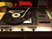 Siemens Plattenspieler RS320 Kassette Radio