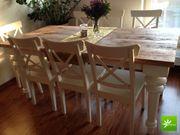 Tische aus Altholz