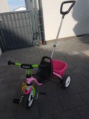 Kinderdreirad Puky rosa