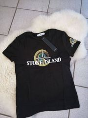 Stone Island T-Shirt Neu Ungetragen