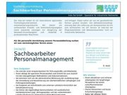 Sachbearbeiter Personalmanagement m w d