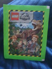 Lego Jurassic world Sticker