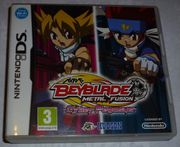 Nintendo DS - Beyblade Metal Fusion