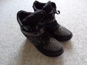 Damen Schuhe Stiefeletten Gr 39