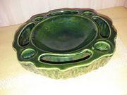 Adventsschale Jasba Keramik Vintage Retro